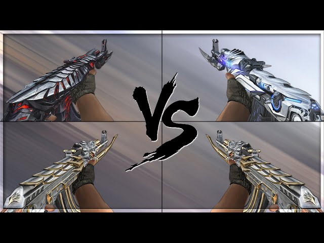 CrossFire 2.0 : AK-47 KNIFE BORN BEAST vs AK-47 VIP's [VVIP AK-47  Comparison] - Save.Topicsbd.Com