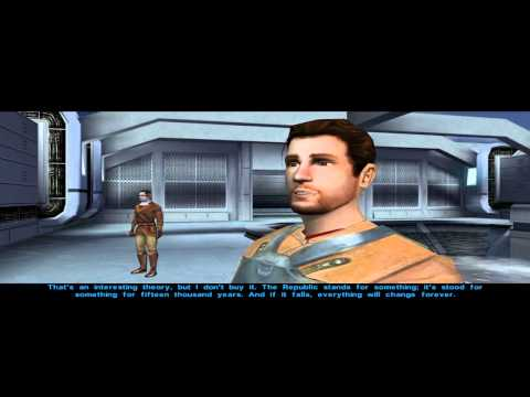 Let's Play KotOR Part 41 - Investigation