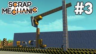KATAPULT-TÄVLING | Figgwhipp - Scrap Mechanic på svenska | #3