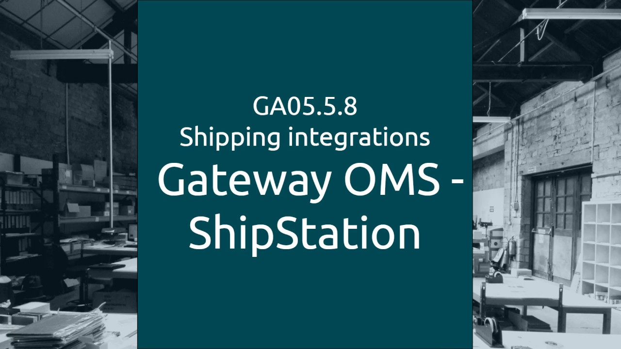 ShipStation Shipping Integration | Custom Gateway