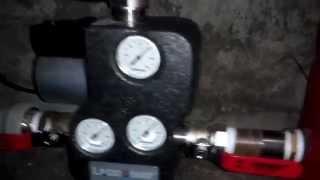 Котел Корди 30 кВт и теплоаккумулятор на 500л(Котел Корди отапливает не большой магазин, площадью до 150 м2. Установлена буферная емкость объемом 500л. Между..., 2015-11-14T18:06:39.000Z)