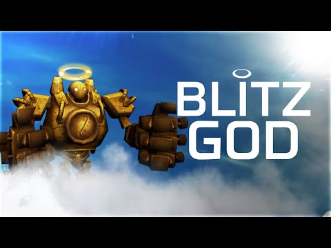 BLITZ GOD | 100 % GRAB ?