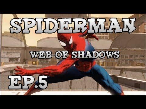 Spiderman Web Of Shadows #5