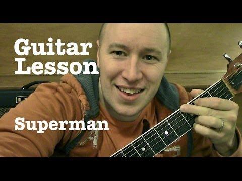 Superman- Guitar Lesson- Joe Brooks  (Todd Downing)