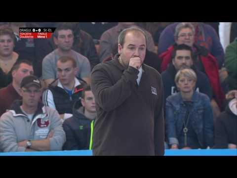 Trophée des villes de pétanque 2014 -  Finale - Draguignan vs Saint-Etienne