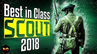 الأفضل في فئتها: المعركة 1 أفضل الكشفية الأسلحة 2018 - BF1 أفضل الكشفية بندقية 2018 (BF1 بندقية دليل)
