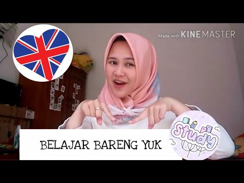 Rinda Siti Apriani I Word Classes Introduction