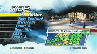 Amped 2: Own The Mountain Guide Part 6 - Mt. Buller