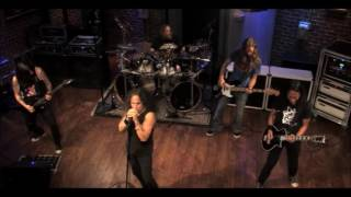 "Broken Hope new album Mutilated & Assimilated"" - Death Angel EMG studio live!"