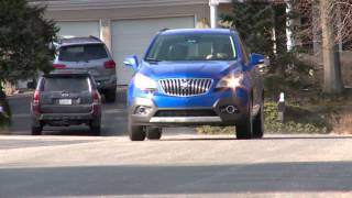 2014 Buick Encore Performance -- U.S. News Best Cars