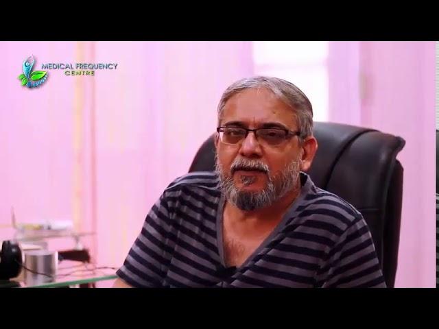 Patient Review #5 - Mr Khalid Mehmood Mir