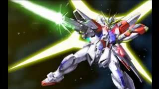 OST gundam  build fighters star build strike