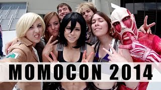 "MOMOCON 2014 - Cosplay Music Video - ""Flames"" & ""This Life"""