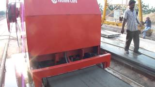 Technocore Extruder For Hollowcore Slabs
