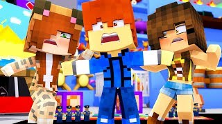 Minecraft Daycare - THE FIGHT (Minecraft Roleplay)