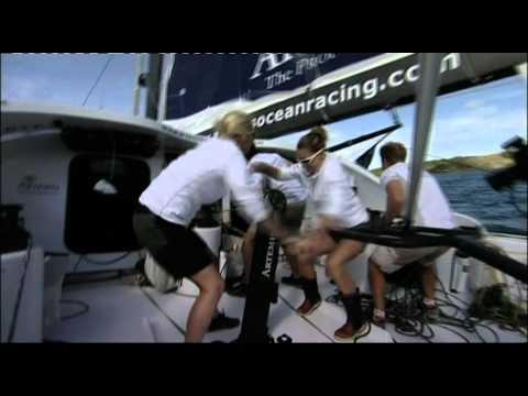 Cowes Week Artemis Challenge - Sea Master Sailing Feature