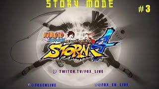 """Ultimate Ninja Storm 4 #3Voie du Yang """"Des jeunes au front Part2"""""""