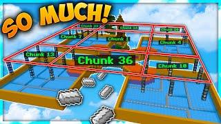 36 CHUNK Mob Farm IS OP! | Minecraft Skyblock