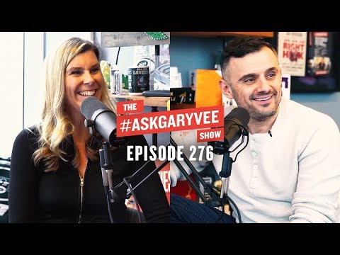 Kim Garcia, Vayner Experience, Agent2021 | #AskGaryVee 276