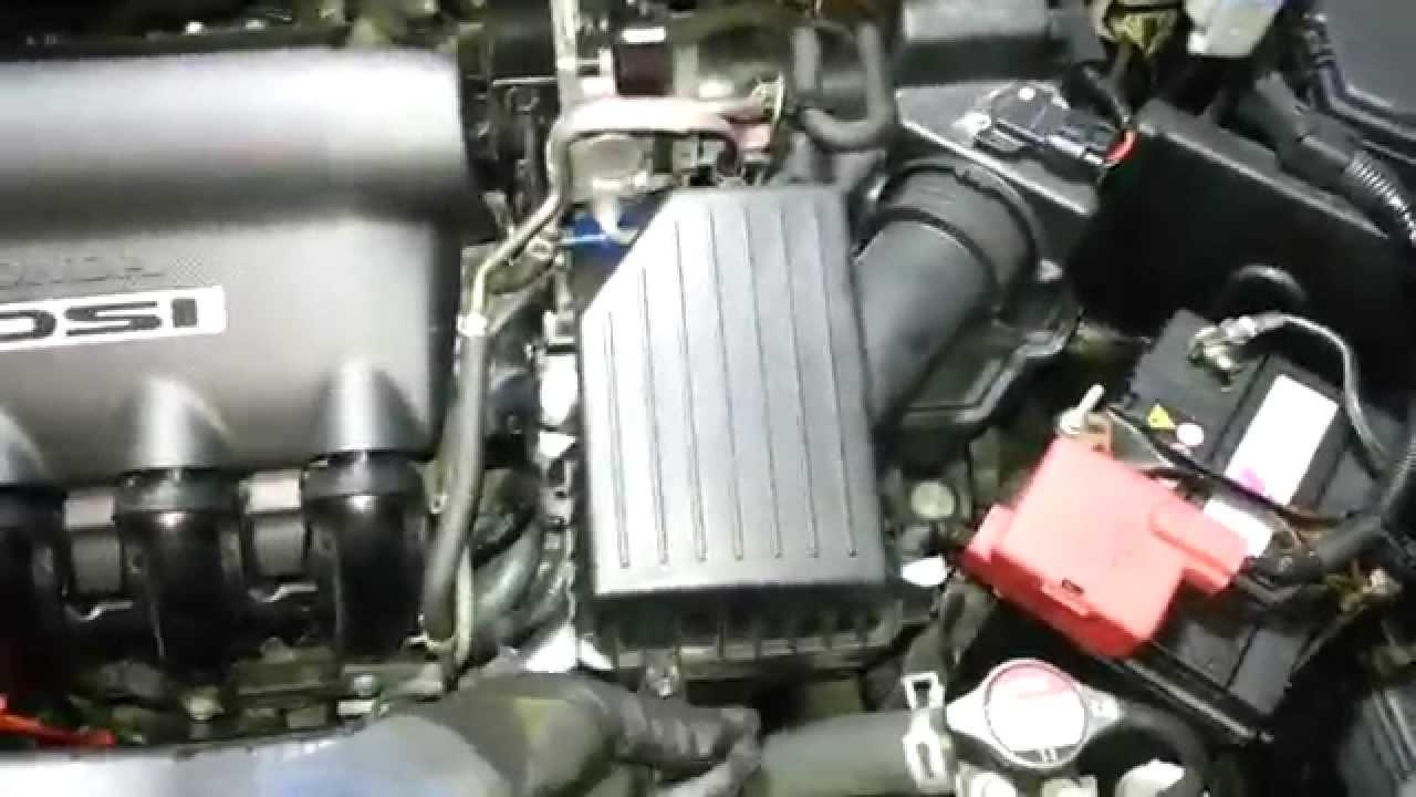 Fuel Filter Honda Jazz How To Change Air Filter Honda Civic 1 4 I Dsi 2006