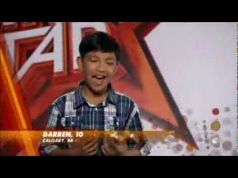 Darren Espanto's Audition @ The Next Star - YouTube.FLV