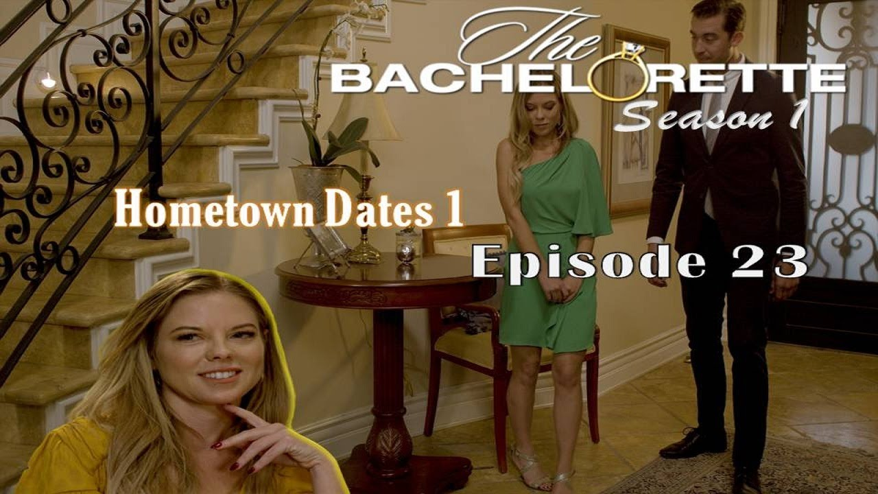The Bachelorette Season 1 Episode 23 | Hometown Dates — Danielle Meets Dan's Family