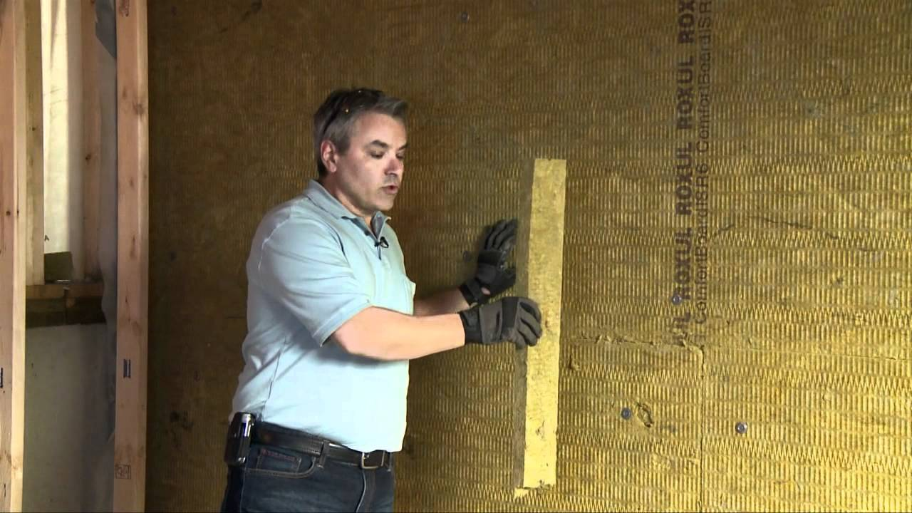 Comment isoler le c t int rieur d 39 un mur de sous sol fondation youtube - Comment isoler phoniquement un mur ...