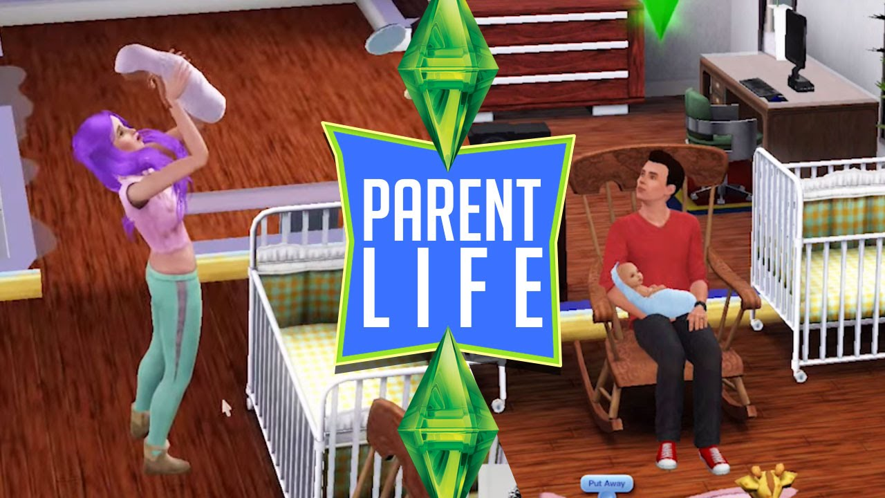 SIMS 3 GAY PARENTS BABY