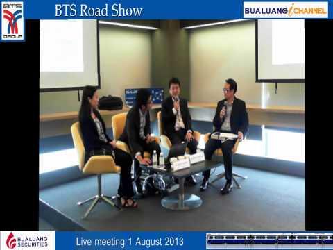 BTS Roadshow @ BLS