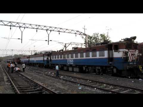 AC locos being energized post conversion!