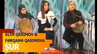 Alim Qasımov & Fərqanə Qasımova - Şur - Ustad Dərsi - İctimai TV   #fergane qasimova #alim qasimov