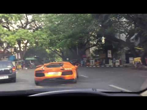 Refueled Bull Blasting The Streets Of Chennai :)