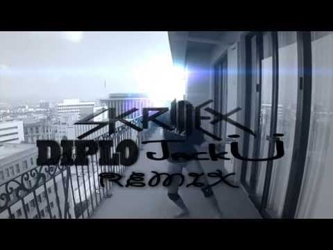 BEYONCE 7/11 ( Skrillex & Diplo's Jack Ü Remix) VIDEO MIX EDIT