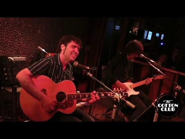 Lichis y Ruben Pozo en directo en Cotton Club Bilbao  Ruido