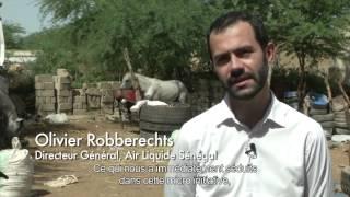 Développement du Biogaz au Sénégal
