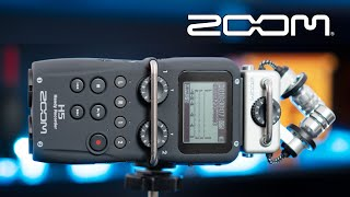 Zoom H5 Portable 4 Track Recorder | In-Depth Review