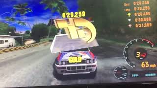 Gran Turismo 3 A-Spec Rally License Series Part 6/8