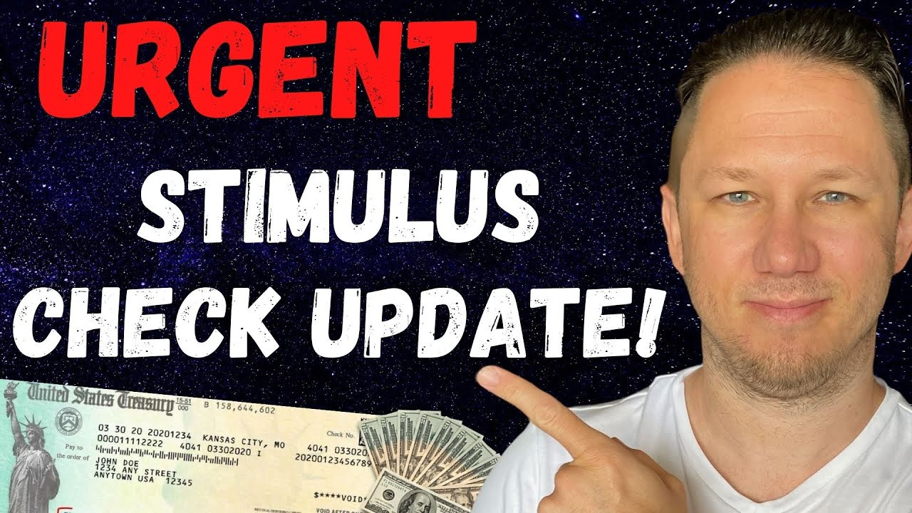 (ACTUALLY URGENT!) STIMULUS MONEY GOING OUT NOW + Fourth Stimulus Check Update Today 2021