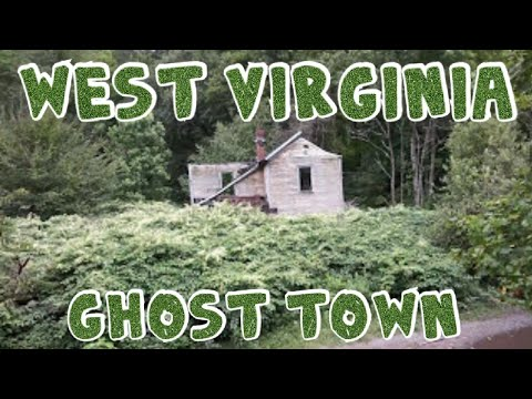 Exploring an Abandoned Ghost Town In West Virginia!