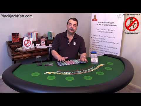 Blackjack Tips #18 - Don't play at an unbeatable table.