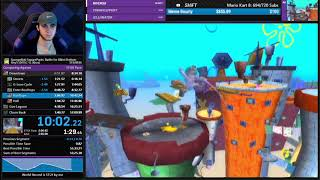 (New Layout!) Battle for Bikini Bottom: Almost WR Speedrun on 2/19/2018