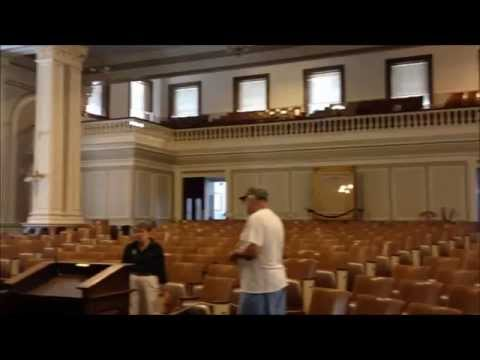 New Hampshire House Chamber 4