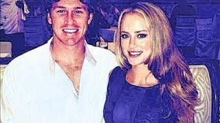 巨人のマイルズ・マイコラス投手(26)の夫人、 ローレンさん(26)...