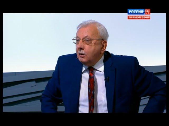 """Виталий Третьяков: """"Миф часто научнее истории"""" (""""Агора"""")"""