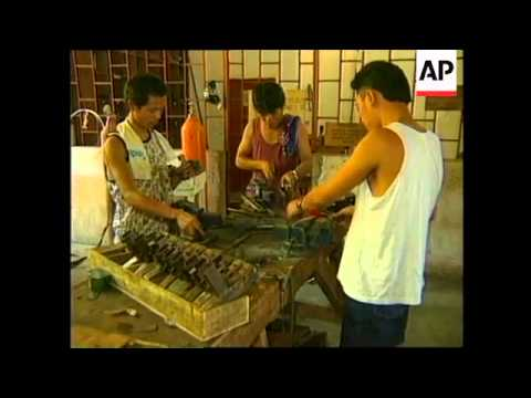 Philippines: Cebu Province: Illegal Gun-Manufacturing Centre - 1997