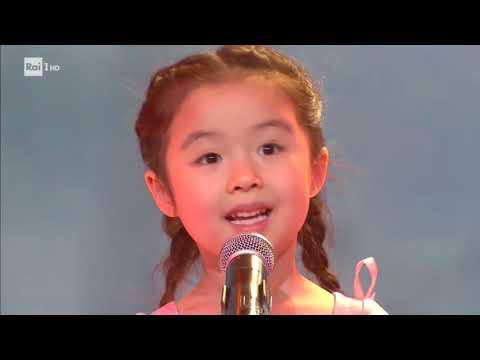 Wang Jiawen - 4ª giornata - Zecchino d'Oro 2017