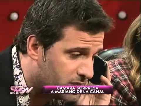 LOS MEJORES MOMENTOS DE MARIANO DE LA CANAL, EL FAN DE WANDAиз YouTube · Длительность: 1 мин56 с