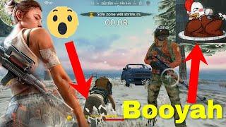 Garena Free Fire Battleground Squad - Booyah | Android Gameplay #15