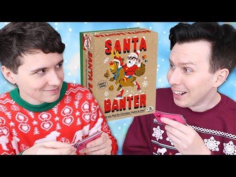Festive Dan Vs. Phil - SANTA BANTER!