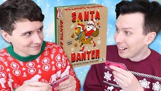 Festive Dan vs. Phil - SANTA BANTER!